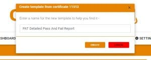 Certificate of Completion Template Creation - CS Cert Software